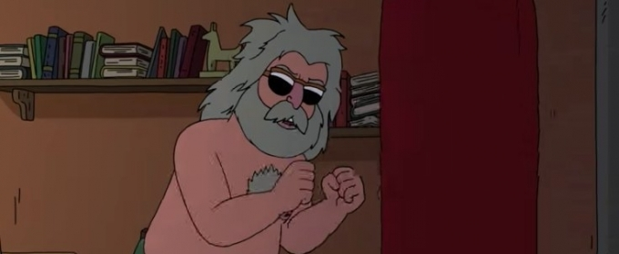 WATCH - TBS Debuts New Animated Series TARANTULA Today