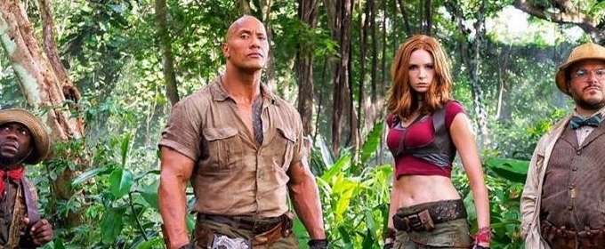 Review Roundup: Did Critics Roar For The Rock & Kevin Hart-Led JUMANJI: WELCOME TO THE JUNGLE?