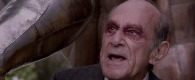 VIDEO: Sneak Peek - 'The Lost Art Of Forehead Sweat' Episode of X-FILES