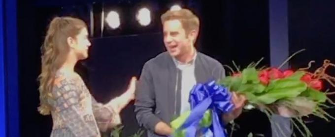 VIDEO: Ben Platt Takes His Final Bow in DEAR EVAN HANSEN