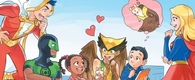 BWW Previews: DC COMICS Is Creating A Brand-new Line Of Graphic Novels JUST FOR KIDS!