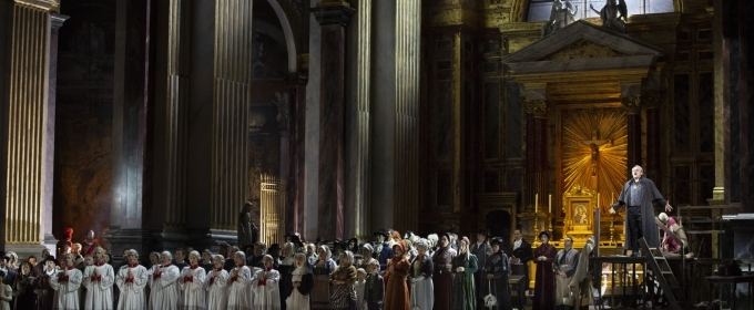 BWW Review: TOSCA at The Metropolitan Opera