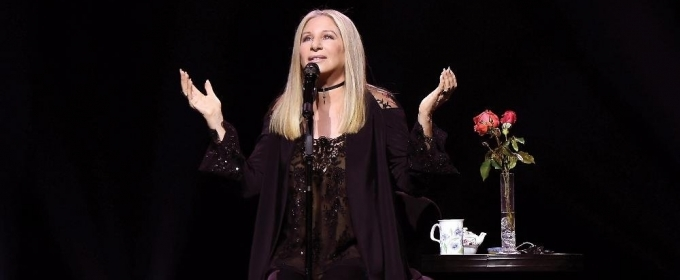 VIDEO: Barbra Streisand Sings Sondheim's 'Being Alive' from her Netflix BARBRA: THE MUSIC...THE MEM'RIES...THE MAGIC! Special