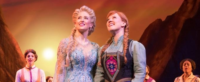 Can't Hold Them Back Anymore! FROZEN Will Head to London, Australia, and Germany!