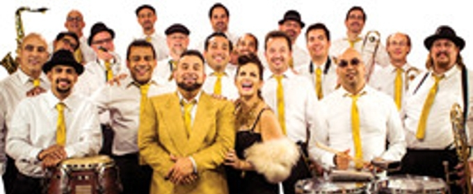 Nineteen-Piece Latin Big Band, Pacific Mambo Orchestra, Brings Down the House for the 26th Annual Summer Nights Series