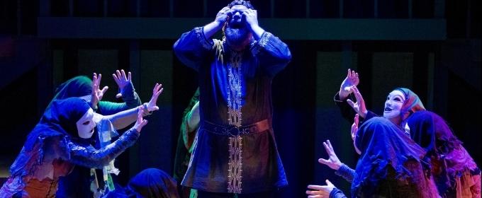 Photo Flash: Tennessee Shakespeare Company Presents MACBETH