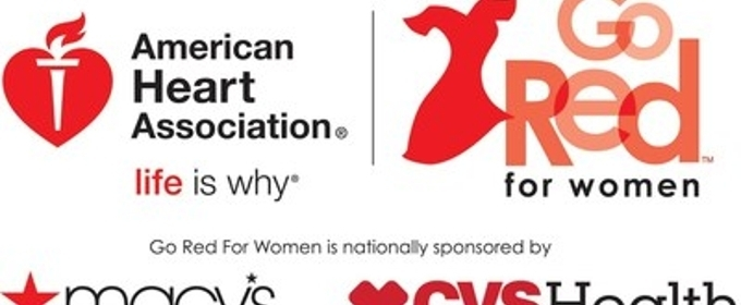 Celebrities Confirmed to Walk American Heart Association's GO RED FOR WOMEN Red Dress Collection 2018 Fashion Show