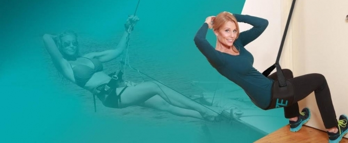 Missy Reder Launches The AB-EZE Suspension Trainer
