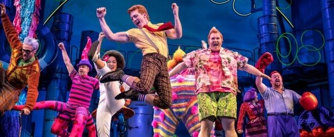 The Broadway Cast of SPONGEBOB SQUAREPANTS Will Perform on Tonight's Kids Choice Awards! I'm Ready!