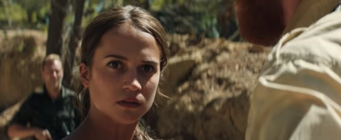 VIDEO: Watch All-New Trailer for TOMB RAIDER