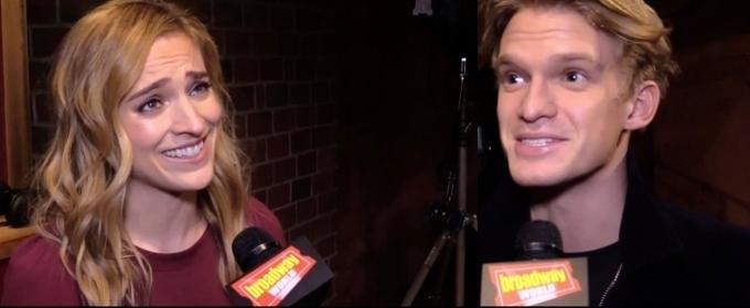 BWW TV: It's His Petersburg Now! Cody Simpson Talks Stepping In as ANASTASIA's New Dmitry