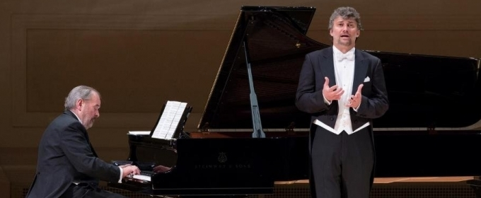 BWW Review: Jonas Kaufmann Returns to Carnegie and the Audience Rejoices