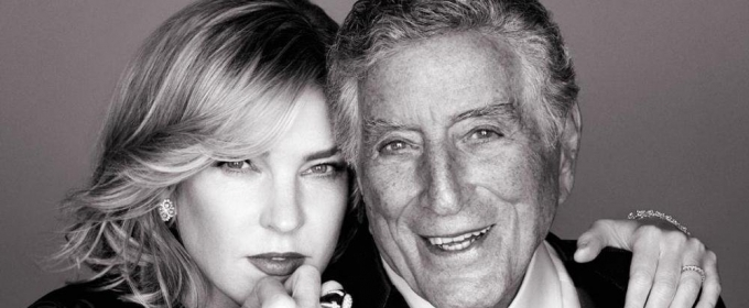 Tony Bennett Achieves Guinness World Records Title With His Collaboration Album with Diana Krall