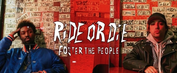 VIDEO: THE KNOCKS Enlist FOSTER THE PEOPLE On New Single RIDE OR DIE
