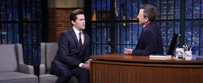 Andrew Rannells Thought He Died the Night of His Broadway Debut