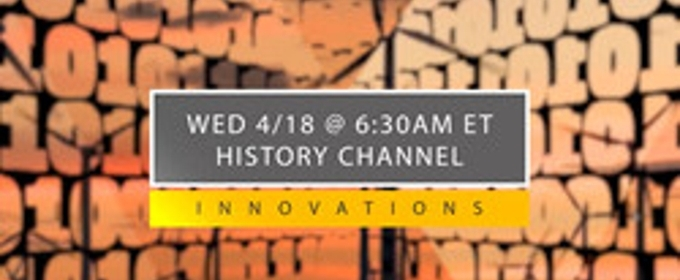 New Episode of Innovations TV Series to Focus on Developments in Technology
