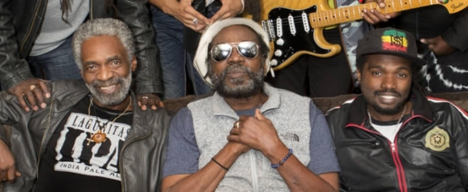 BWW Review: THE WAILERS at Sony Hall