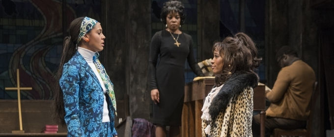 Photo Flash: First Look At NINA SIMONE: FOUR WOMEN At Northlight