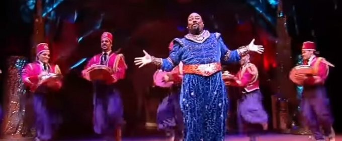 On This Day, March 20- Are You Gonna Love This Guy! ALADDIN Opens On Broadway