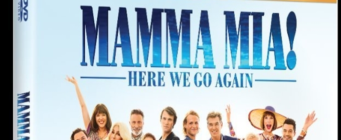 MAMMA MIA! HERE WE GO AGAIN Available on DVD and Digital This October