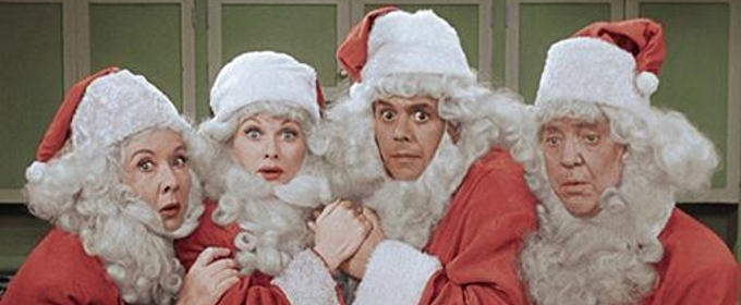 CBS Presents Two Back-to-Back Colorized Episodes of I LOVE LUCY, 12/22