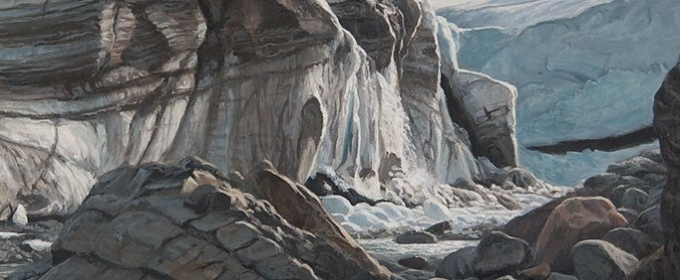 INTO THE ARCTIC Opens At Queen Elizabeth Theatre Gallery, 1/26