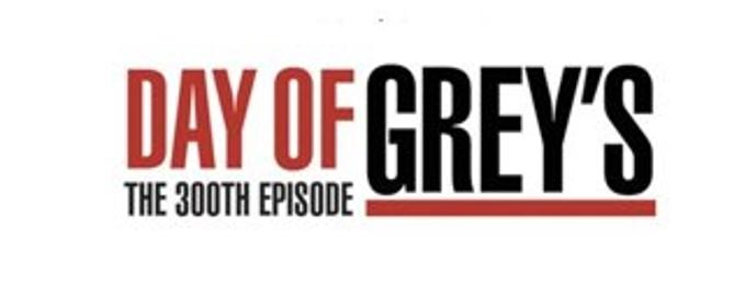 ABC to Present 'Days of Grey's to Celebrate GREY'S ANATOMY's 300th Episode