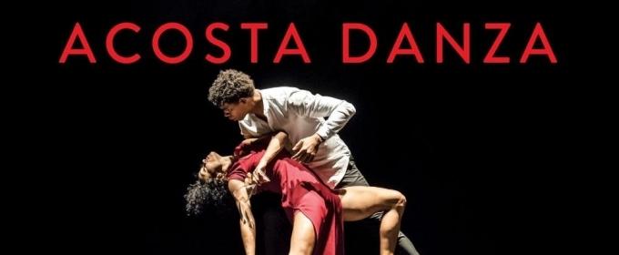 VIDEO: Meet Acosta Danza Artistic Director Carlos Acosta