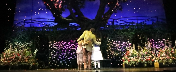 Bww review the secret garden mesmerizes houston audiences as theatre under the stars 39 49th for Secret garden colorado springs