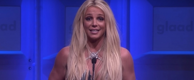 VIDEO: Watch Britney Spears Accept GLAAD's Vanguard Award