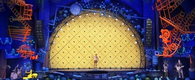 Broadway By Design: David Zinn Brings SPONGEBOB SQUAREPANTS from Page to Stage