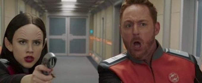 VIDEO: Sneak Peek - 'Firestorm' Episode of THE ORVILLE on FOX
