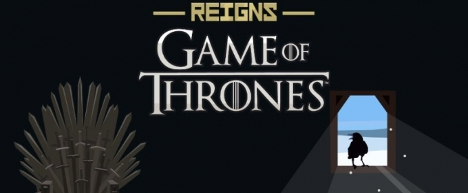 HBO Releases REIGNS: GAME OF THRONES on iOS, Android, and PC