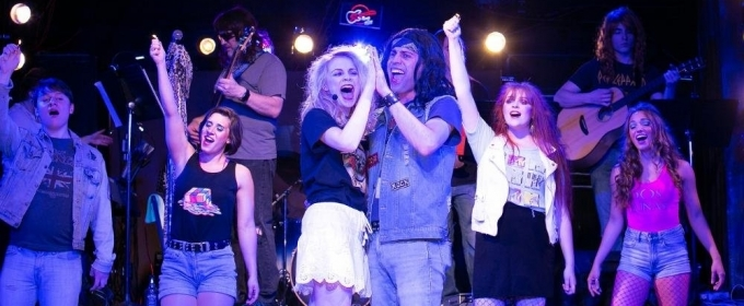 BWW Review: ROCK OF AGES is Totally Radical at The Central New York Playhouse