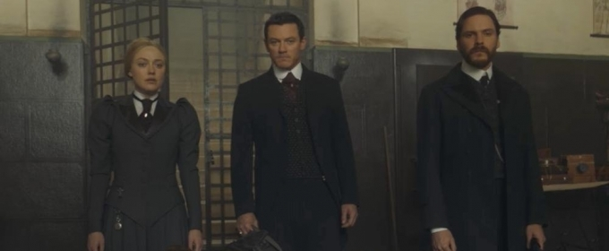 VIDEO: First Look - Luke Evans Stars in?TNT Psychological Thriller THE ALIENTIST, 1/22