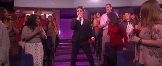 8677df20 VIDEO: Panic! At The Disco Perform SAY AMEN (SATURDAY NIGHT) on THE ELLEN  SHOW