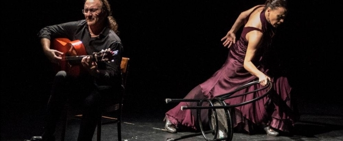 BWW REVIEW: Soledad Barrio and Noche Flamenca Return to the Joyce