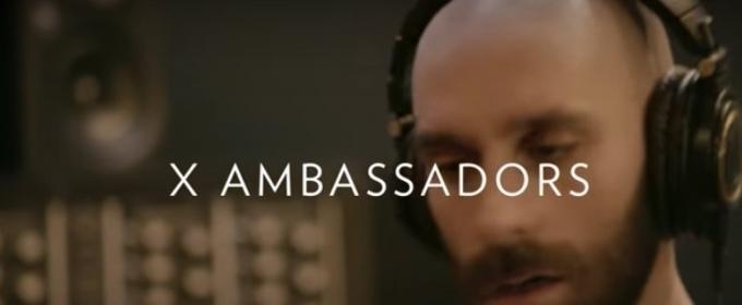 X Ambassadors Joins Bleeding Fingers Music for Nat Geo