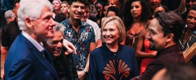 First Lady of Broadway: A Look Back At Hillary Clinton's Love Affair With Theatre