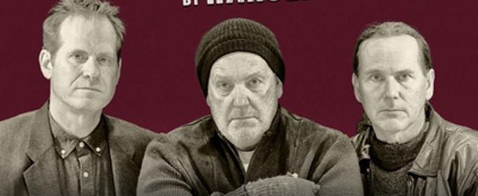 Hudson Theatre Works Present Harold Pinter's THE CARETAKER Now Running 2/21 To 3/10