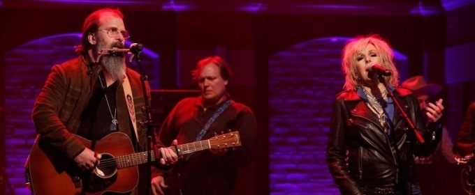 VIDEO: Steve Earle & Lucinda Williams Perform on LATE NIGHT