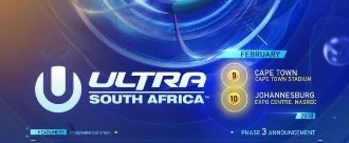 ULTRA SOUTH AFRICA FINALIZES FIFTH YEAR LINEUP ile ilgili görsel sonucu