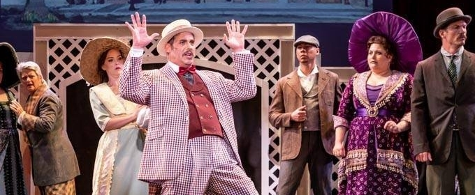 BWW Review: St. Petersburg Opera Presents Meredith Willson's THE MUSIC MAN at the Palladium