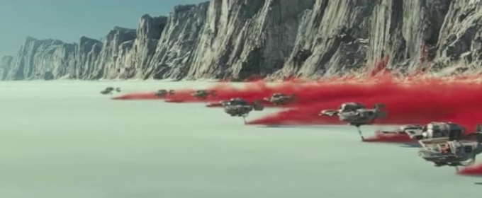 VIDEO: Explore the World of STAR WARS: THE LAST JEDI  in New Featurette