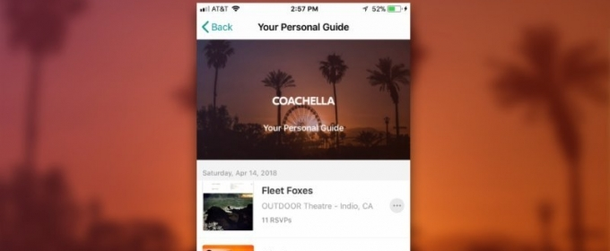 Bandsintown Launches The First Personalized Festival Recommendation Guide