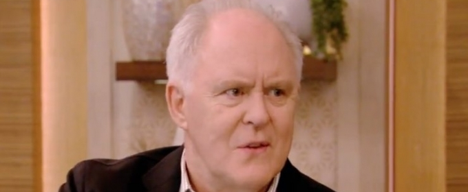 VIDEO: John Lithgow Reveals Inspiration Behind One-Man Broadway Show