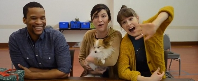 VIDEO: Jane Austen Trivia With the Cast of MISS BENNET: CHRISTMAS AT PEMBERLEY