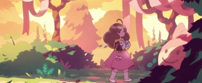 New Animated Series BEE AND PUPPYCAT: LAZY IN SPACE Coming to VRV Next Year