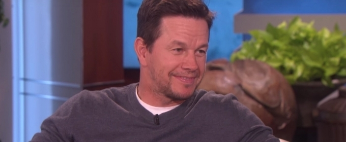 VIDEO: Mark Wahlberg Chats SIX BILLION DOLLAR MAN and CAPTAIN KANGAROO On THE ELLEN SHOW