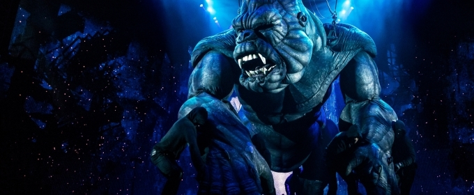 Behold the Beast! Watch Highlights from KING KONG on Broadway